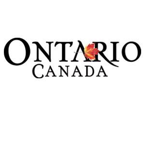 logo Ontario leaf logo