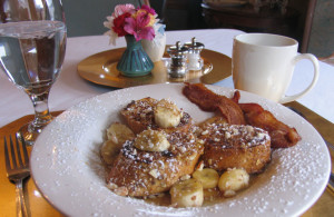 Banana Nut Crunch French Toast, anyone?