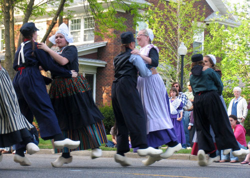 Dutch Dancers are a 78-year tradition in Holland, Michigan