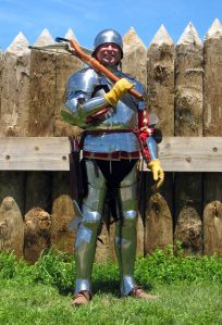 "Fun at Fort Meigs: Reenactors portray ""2000 years of the Common Soldier"" at Muster on the Maumee, June 15-16"