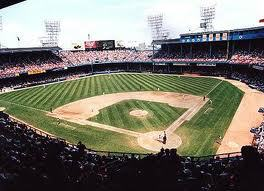 The Detroit ball club left Tiger Stadium at the close of the 1999 season; the site is a field (file photo)
