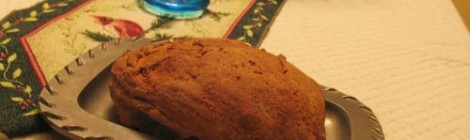 Fr. Keefer's Whole Wheat Bread