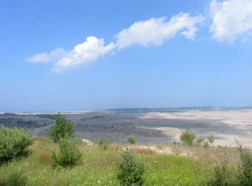 A peek at the world's largest limestone quarry