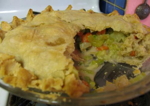 Got veggies? Make a pie
