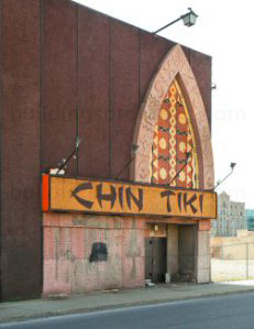 Chin Tiki was a Detroit Chinatown landmark (photo from BuildingsOfDetroit.com)