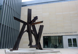 Entrance to the UMMA Frankel Wing