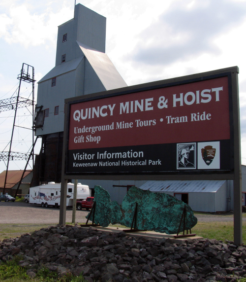 The granddaddy of Copper Country mine tours is in Hancock