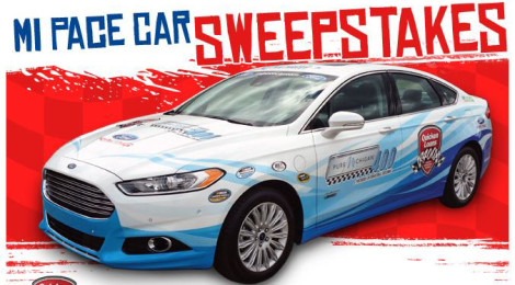 GLOG---The GLG Blog: Win a Car, Pure Michigan Vacation
