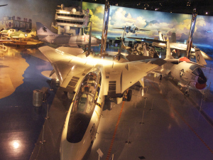 The collection of 50-plus planes is divided between two Air Zoo locations