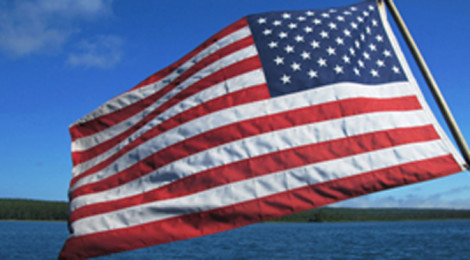 Flag Day: A Great Idea from a Great Laker