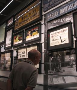 Harley0Davidson history