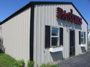 No-nonsense Yooper pasty kitchen and shop
