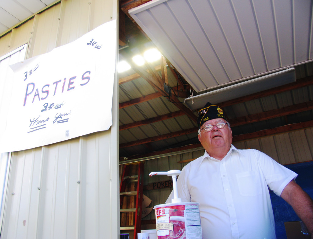 The pasties sold at the annual Labor Day Festival in the tiny U.P. town of Rock have always been pretty darn good, although now they're no longer homemade
