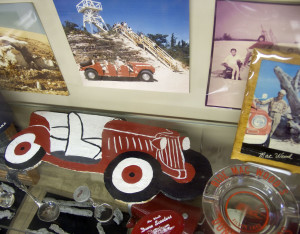 Memorabilia on display from 83 years of Mac Woods dune rides