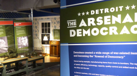Detroit: The Arsenal of Democracy