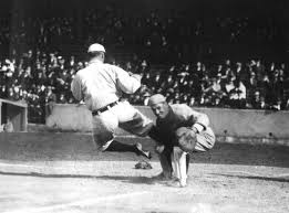 "One of the famous plays that contributed to Cobb's reputation---but it wasn't what it appears to be, according to the catcher Charles ""Boss"" Schmidt"
