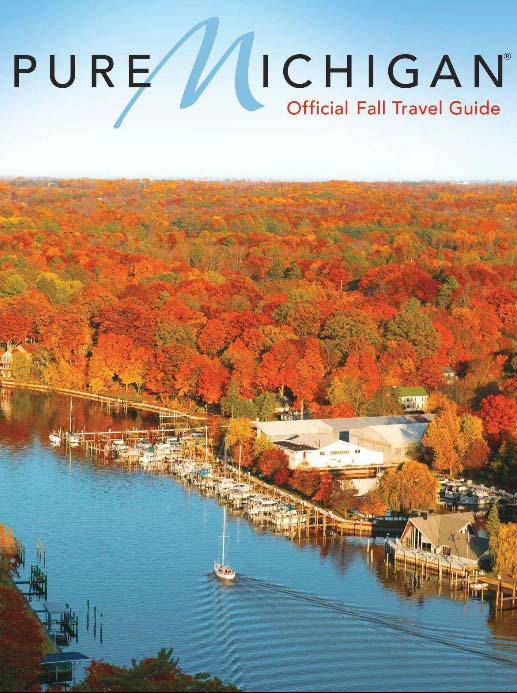 Check out the new seasonal guide online or order a print version at michigan.org