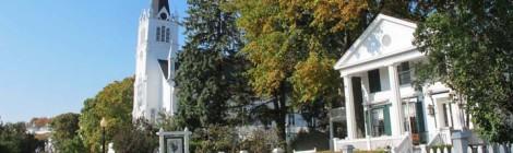 Fall for Mackinac Island