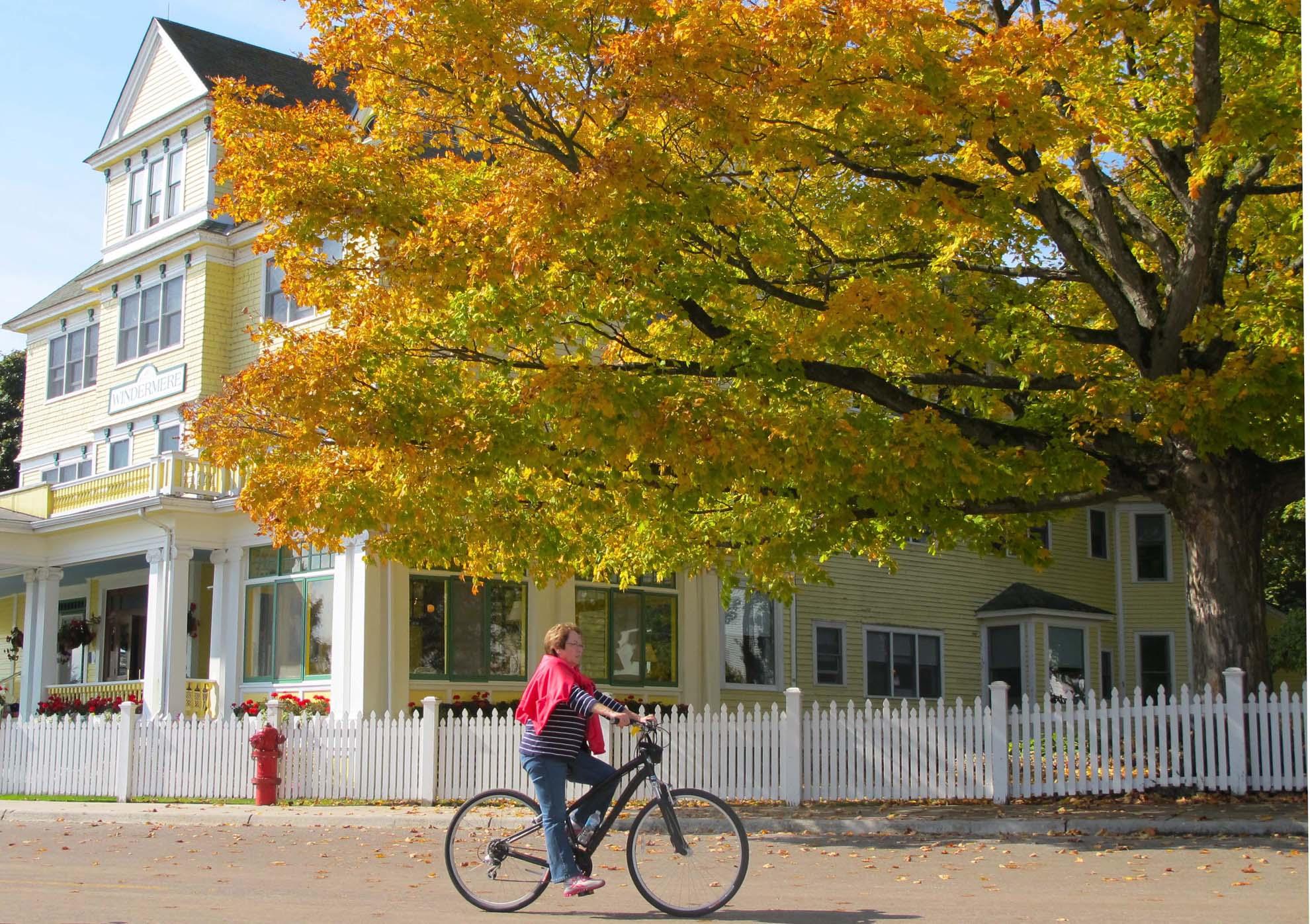 Fall For Mackinac Island Great Lakes Gazette
