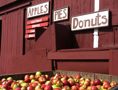 Dexter Cider Mill opened in 1886