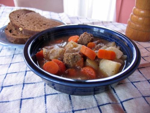 Mojakka, Finnish beef stew