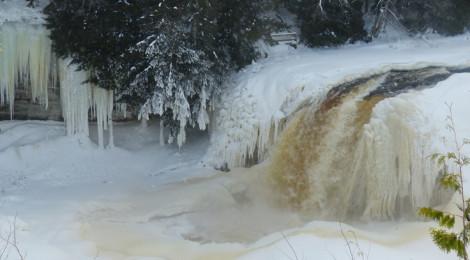 A Wonderfall Winter's Day