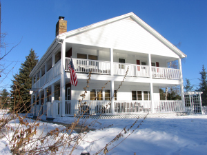 Borchers B&B on the AuSable River, Grayling