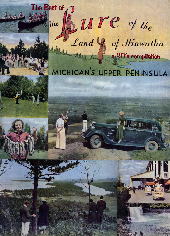 The Lure lets you time travel through the early days of Upper Peninsula tourism