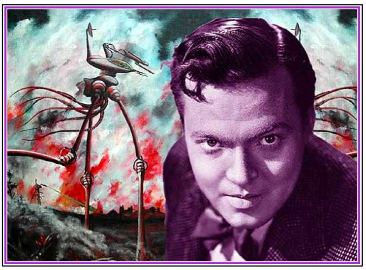 May 6 marks the 100th anniversary of the birth of Great Laker Orson Welles