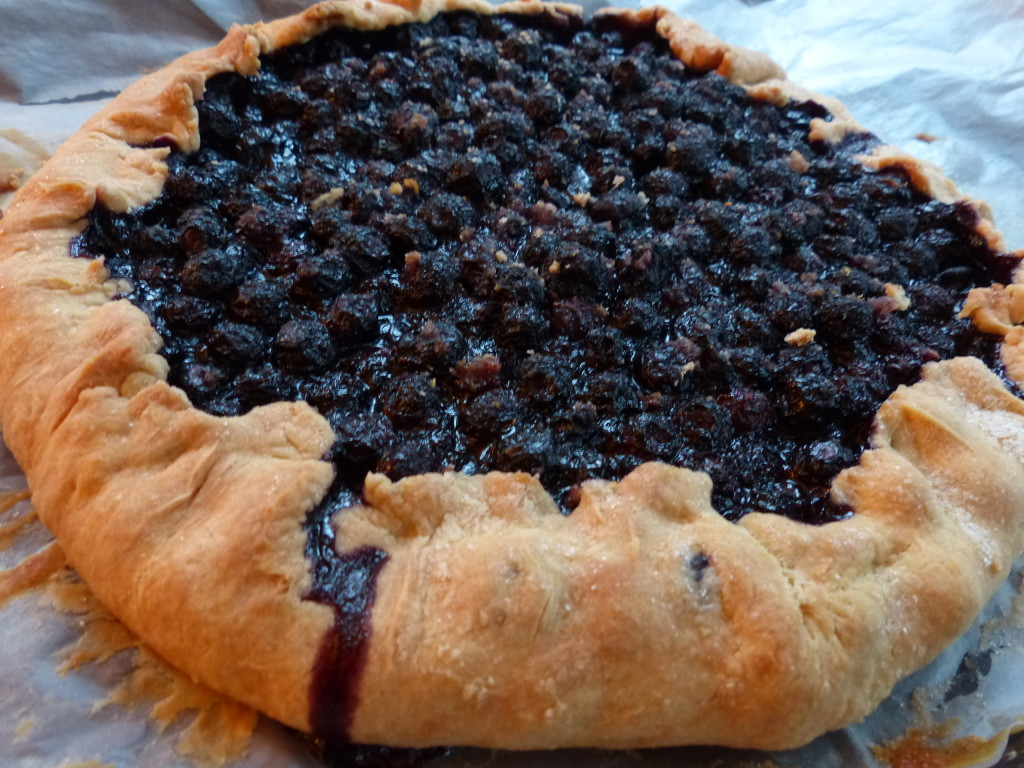 This pie is the berries!