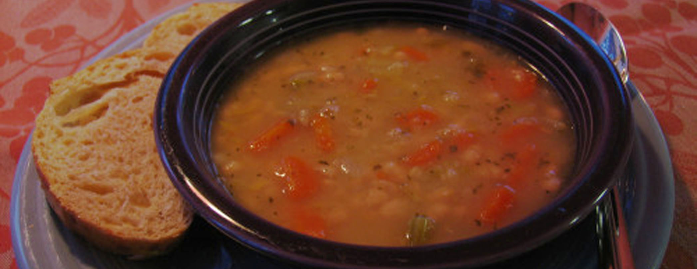 Recipe File: Senate Bean Soup – Great Lakes Gazette