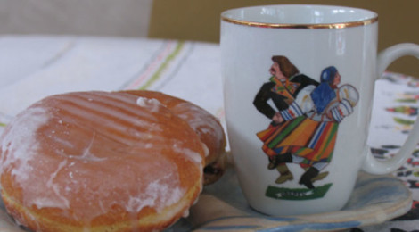 Pączki: My Big Fat Polish Donut