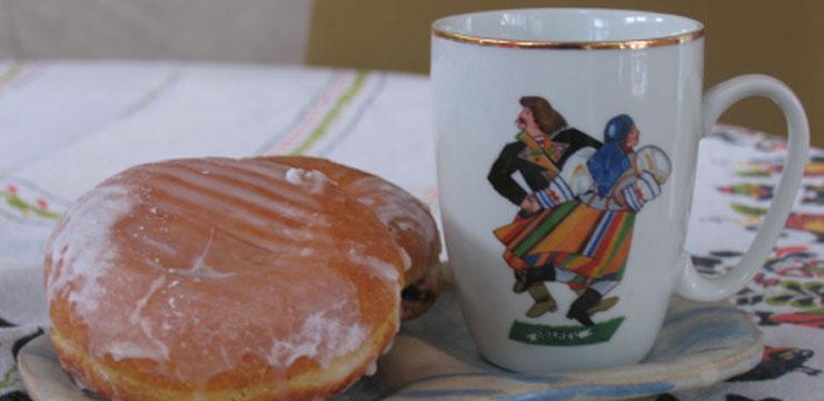 Pączki: My Big Fat Polish Donut