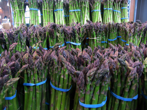 'Tis asparagus season in Michigan