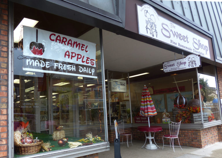 The Sweet Shop has been a downtown Cadillac destination for more than 50 years